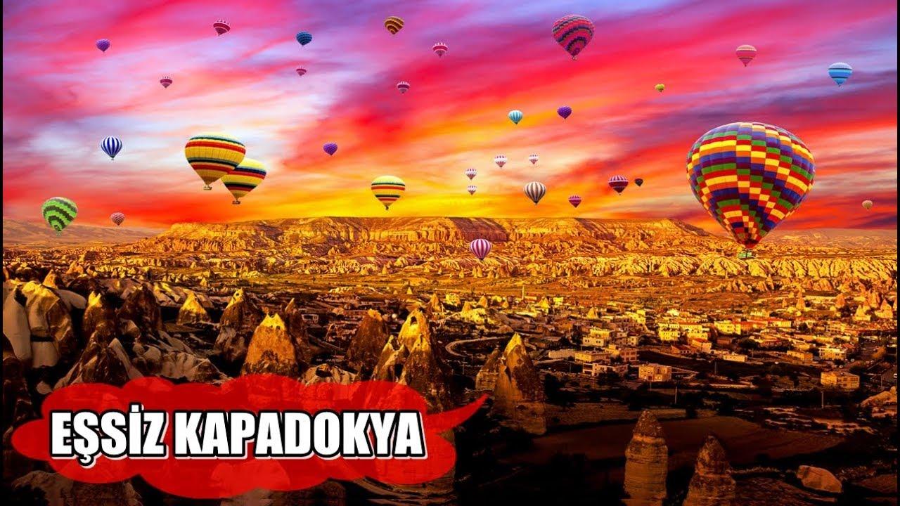 Kapadokya'da Yapılması Gereken 10 Etkinlik