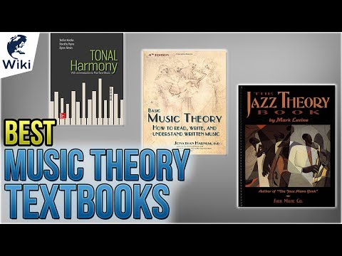 10 Best Music Theory Textbooks 2018