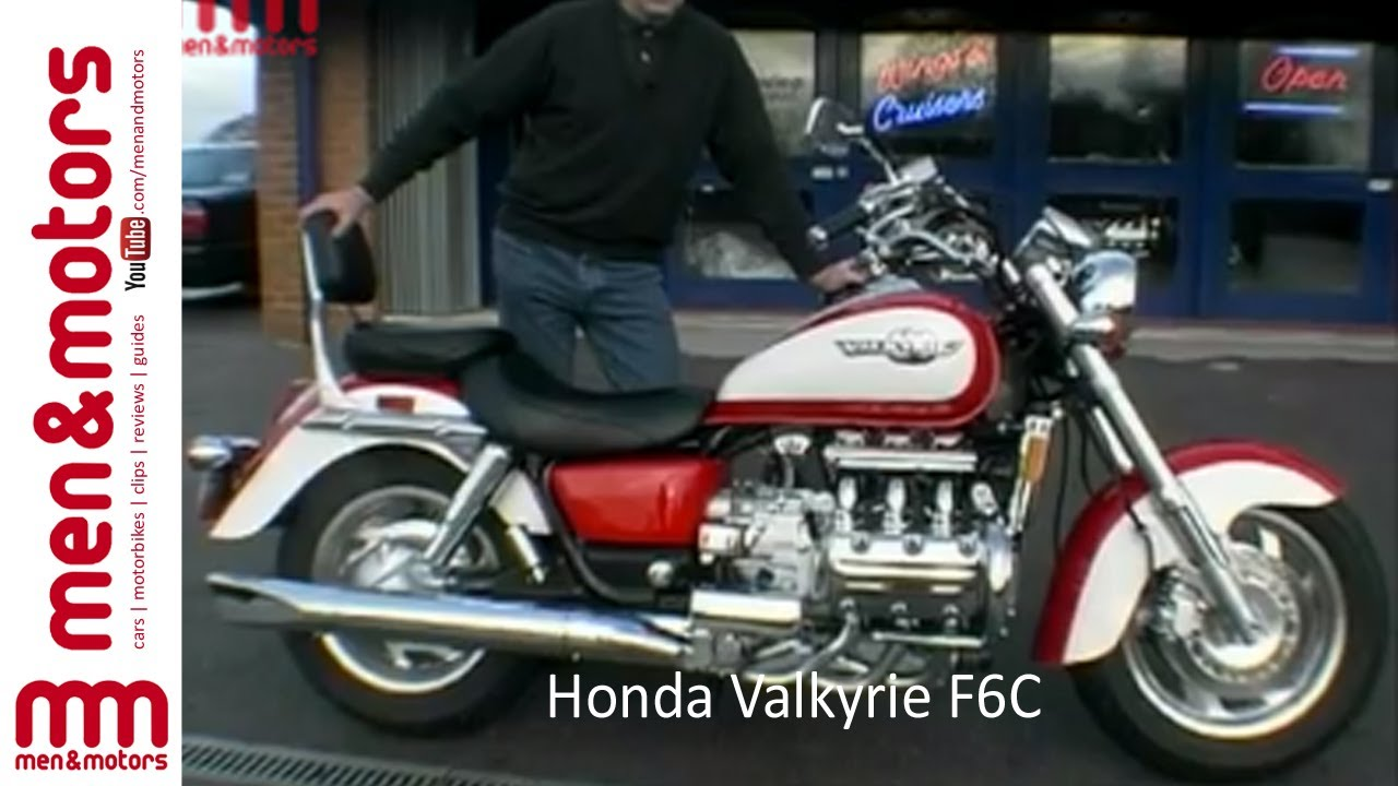 Honda Valkyrie F6c Review 1997 Youtube