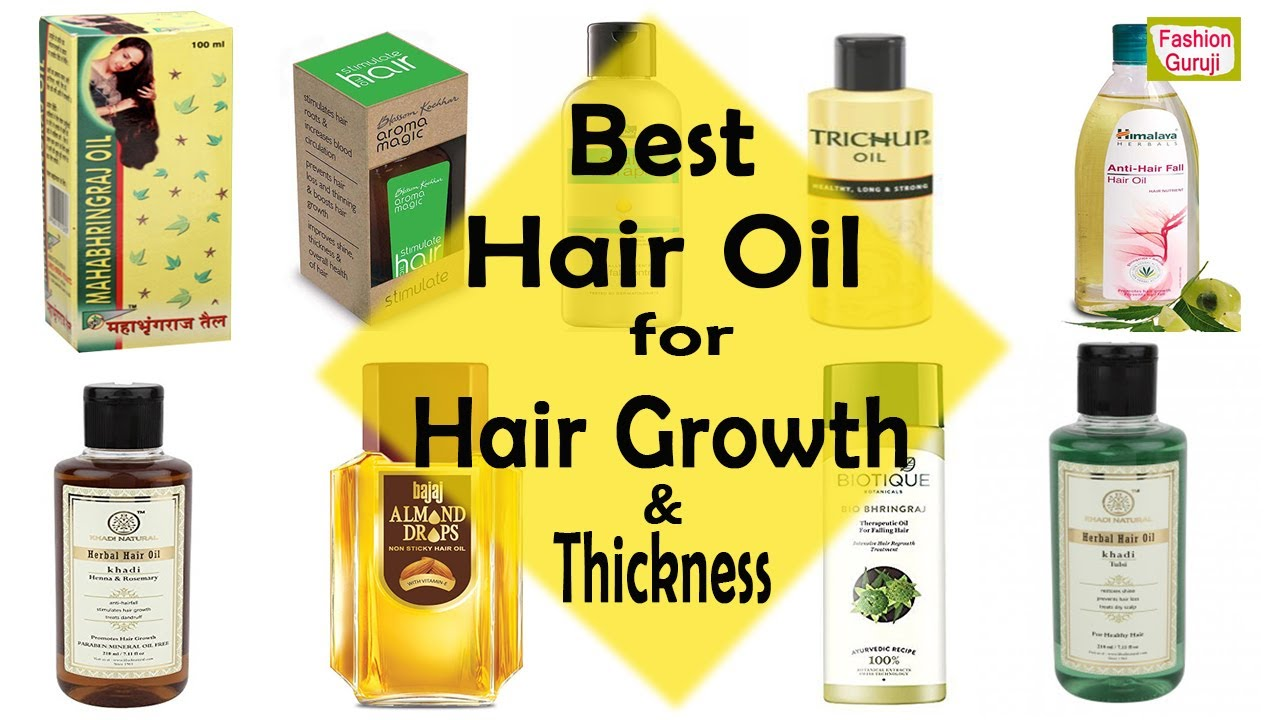 What Are The Best Oils For Natural Hair Growth