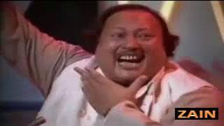 NUSRAT FATEH ALI KHAN, AAJ RANG HAI BBC
