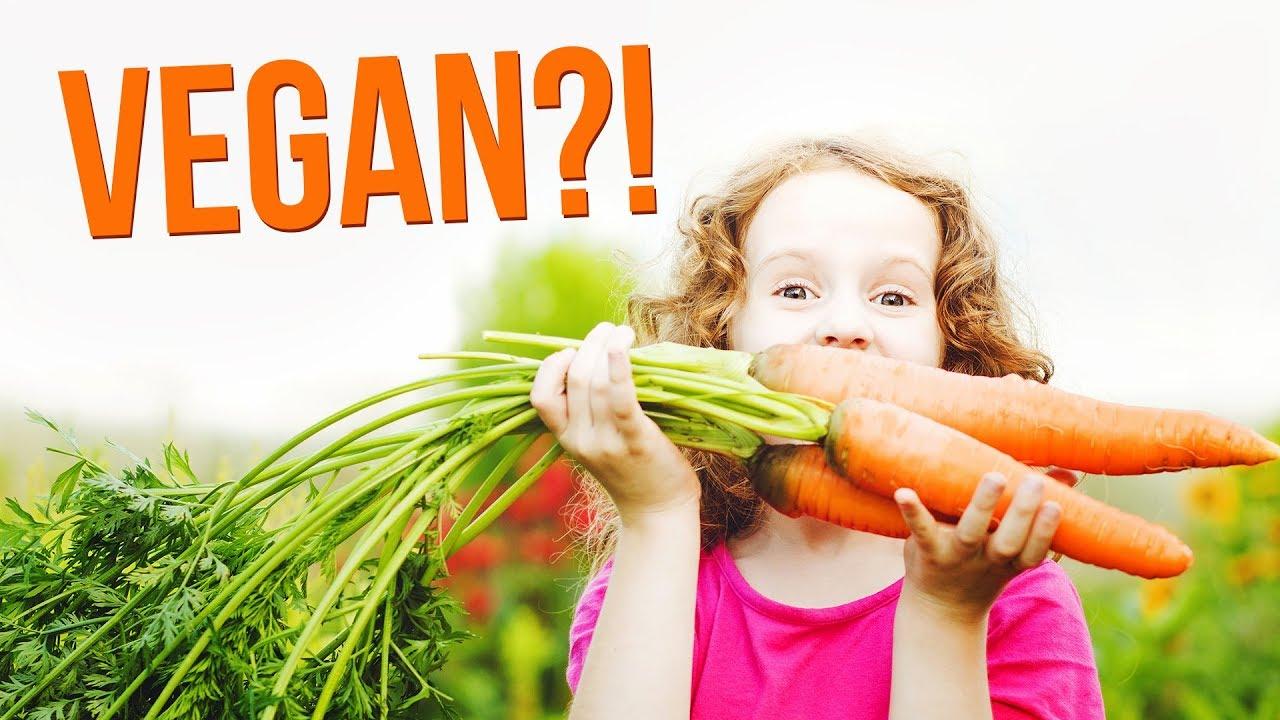 Kinder vegan ernähren - Ist das wirklich gesund? [Q&A #5]