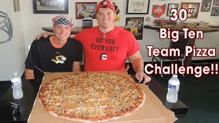 UNDEFEATED 13LB PIZZA 30