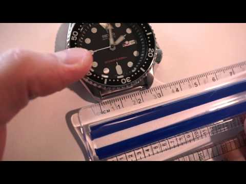 How to find the right strap size for your watch