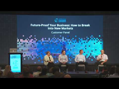 Future-Proof Your Business: How to Break into New Markets