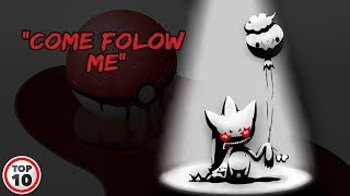 Scariest Pokemon Creepypastas - Come Follow Me