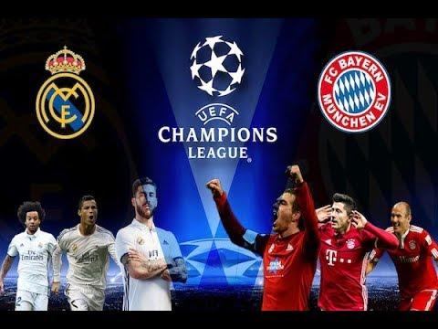 Fc Bayern Vs Real Madrid Live