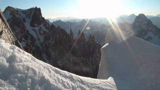 Mont Maudit cresta Kuffner + Monte Bianco