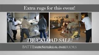 Batte Furniture - Extra Rug Fall Sale