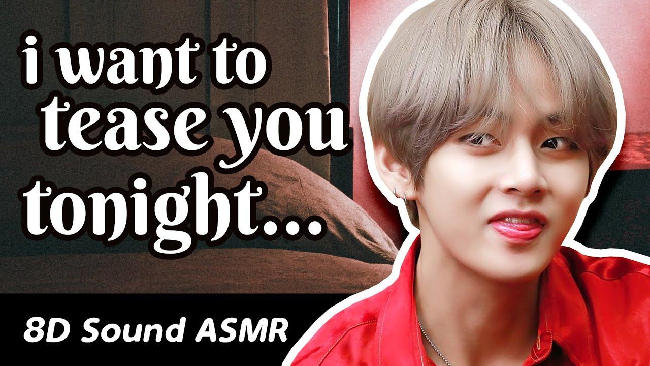 😤[Eng][ASMR] Drunk Taehyung breathing & smelling your hair | BTS ASMR | Taehyung ASMR | V ASMR | 8D