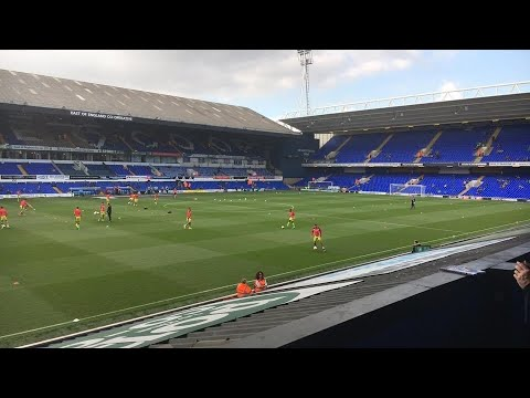 Ipswich Town Vs Rotherham United - Match Day Experience
