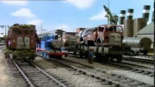 Video OCTOPUS'S GARDEN - Salty the Dockyard Diesel and Brendam Docks download MP3, 3GP, MP4, WEBM, AVI, FLV Juni 2018