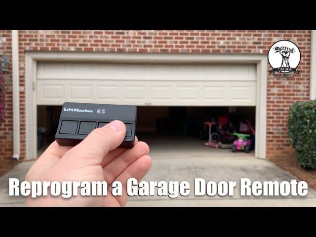 Easy Fix Garage Door Remote Not Working Youtube
