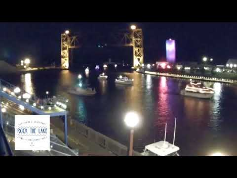 Cleveland's boat Parade of Lights 2018