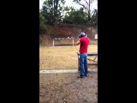 Shooting at the gun range in Jacksonville