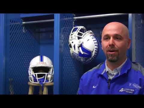 Meet Andy McKenzie - Assumption Head Football Coach