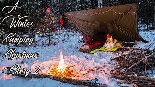 A Winter Camping Christmas Story 2