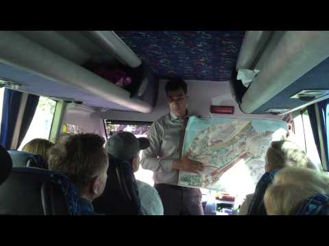 2015-Cruise Tour guide Dominic in Athens, Greece