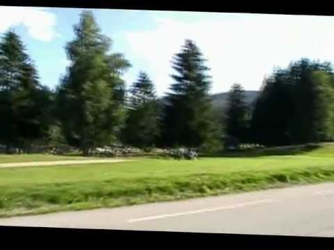 Ballade dans les Vosges en Rewaco