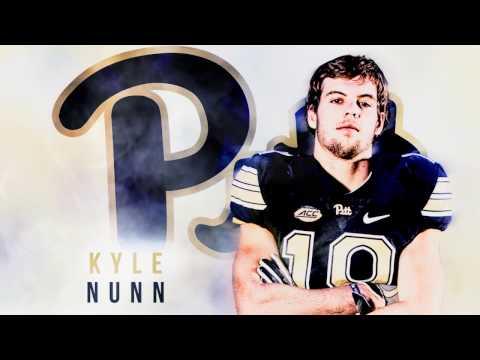 2017 Pitt Football Signee   Kyle Nunn