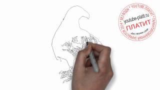 Как нарисовать задумавшегося орла карандашом поэтапно за 23 секунды(Как нарисовать картинку поэтапно карандашом за короткий промежуток времени. Видео рассказывает о том,..., 2014-07-12T05:33:29.000Z)