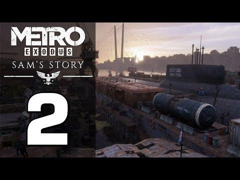 Прохождение Metro Exodus - История Сэма #2 - Капитан и подлодка раздора [Рейнджер - Хардкор]