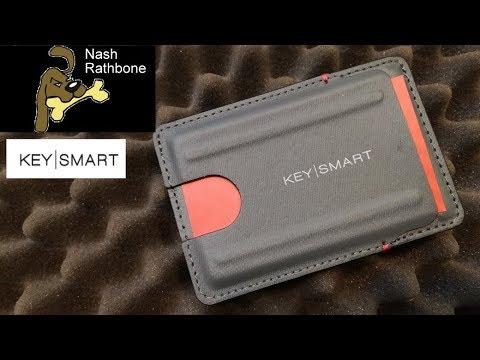 e172bfef7624 KeySmart Urban Slim RFID Protected Wallet