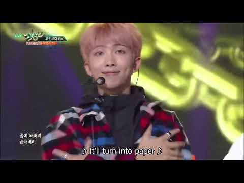 BTS (방탄소년단) - 고민보다 GO (GOGO) (Stage Mix)