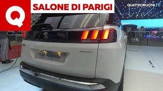 Peugeot 3008 Hybrid4, arriva l'ibrido ed è anche 4x4!