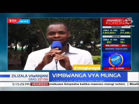 Download Magwaya alivyotangaza mechi kati ya KTN na Brothers TV Uwanja wa Standard |Mabao na Vidokezo Vyote