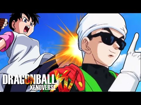 Dragon Ball Xenoverse - GOHAN VIDEL MENTOR TRAINING LEVEL 2 - (Xbox One Gameplay) E133 | Pungence