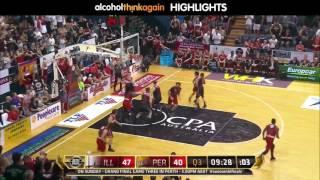 Perth Wildcats vs Illawarra Hawks Grand Final Game Two Highlights