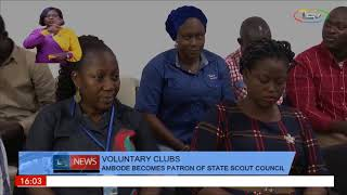 Ambode Becomes Patron Of State Scout Council