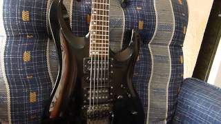 Review.- Guitarra Electrica Cort X6 BK