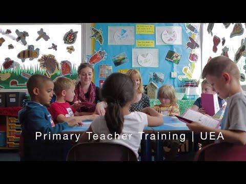 Primary Teacher Training | University of East Anglia (UEA)