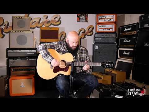 Guild Traditional USA F40 contre F55 - Guitare Village