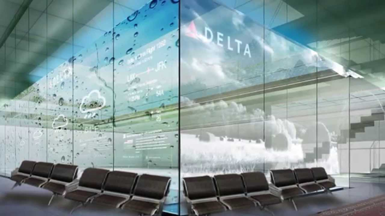 The otherside concept for airline company for a custom for Window company