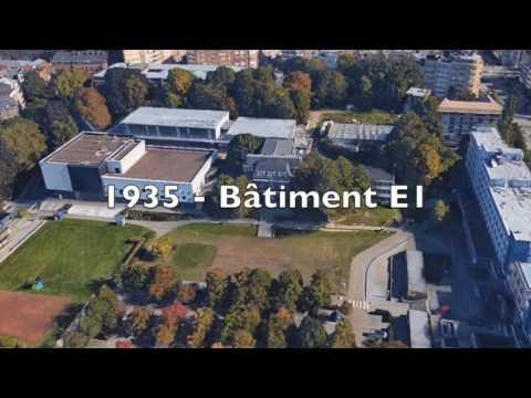 Visite guidée historique du Campus du Solbosch