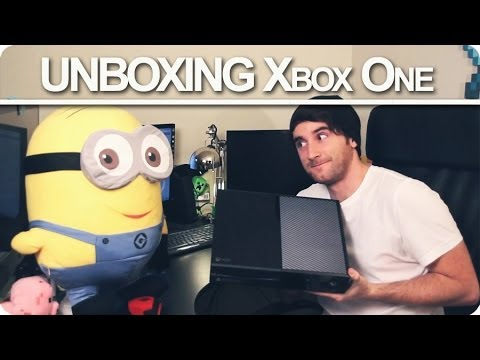 Xbox One Unboxing UNBOXING Xbox O...