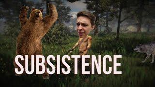 PŘEŽÍVÁM V DIVOČINĚ | Subsistence