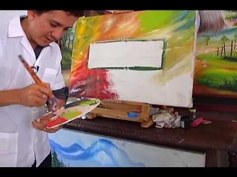 Tallando talentos pintura tecnica mixta moderna oleo y for Tecnicas culinarias modernas