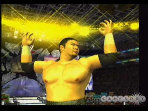Smackdown vs RAW 2006 Audio: Maven, Kenzo Suzuki, Mr. America