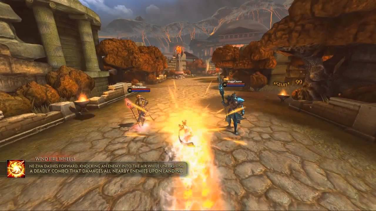 Smite Introduces Twitch Tv Integration With Ne Zha Patch Onrpg