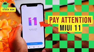 Gambar cover MIUI 11 Everything You Need To Know | Installation | Download | Beta/ Stable Update