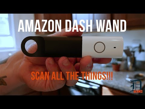 Should You Buy The Amazon Dash Wand?