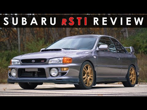 Review | Subaru RSTi | When Older is Better