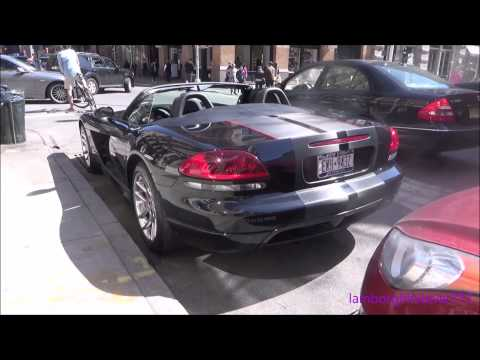 New York Supercar Sunday (7x Ferrari, 3x Lamborghini, 6x Aston Martin)