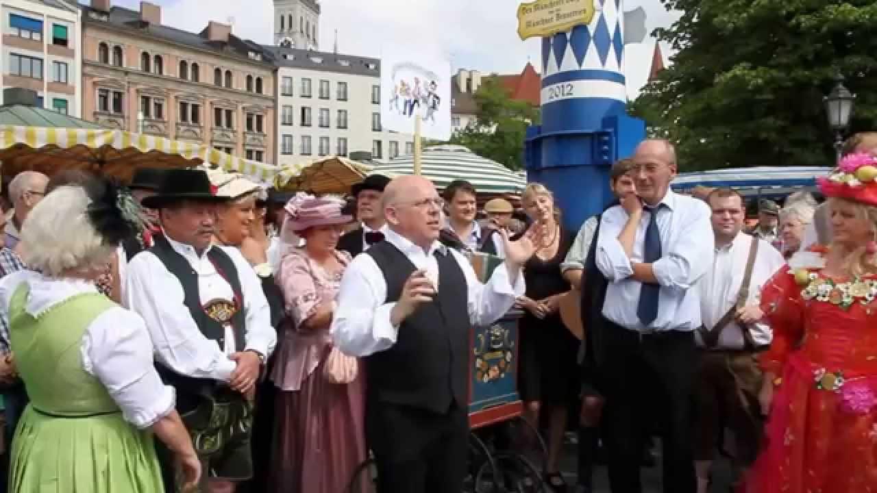 brunnenfest viktualienmarkt 2019