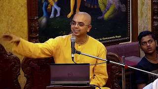 Chaitanya Lila Prabhu Lecture on A Unique Glorification of Krishna_Corashtakam at ISKCON Chowpatty thumbnail