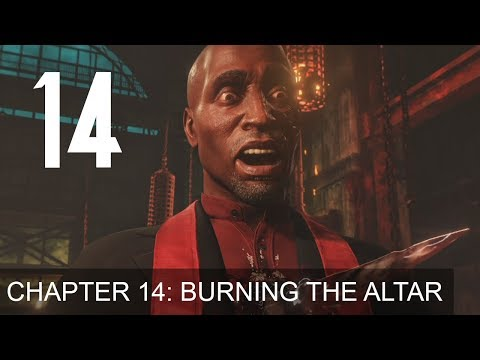 The Evil Within 2 Chapter 14 Burning the Altar Walkthrough Gameplay